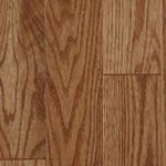 Oak Hardwood Floors - Natural Brown