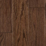 Oak Hardwood Floors - Medium Brown