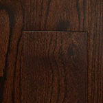Oak Hardwood Floors - Dark Chocolate